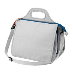 DRÖMLAND nursing bag, grey