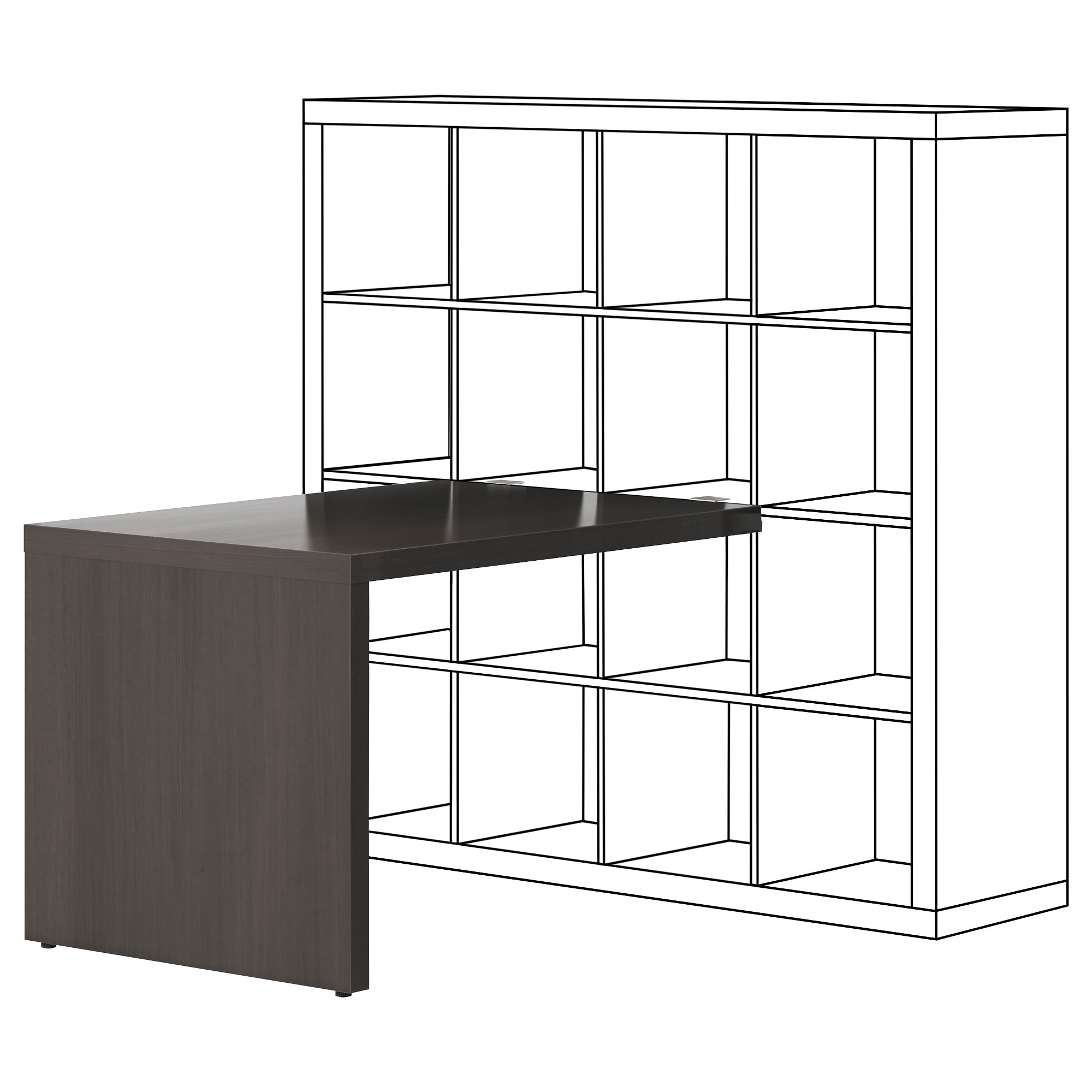 ikea expedit schreibtisch birke. Black Bedroom Furniture Sets. Home Design Ideas
