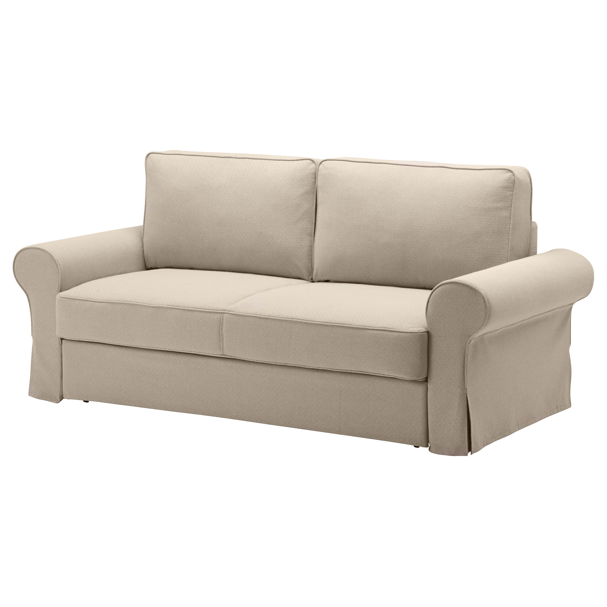 Canap convertible ikea my blog - Ikea canape cuir 2 places ...
