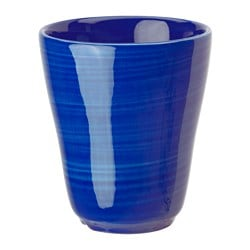 SOMMAR 2016 mug, blue Height: 10 cm Volume: 24 cl