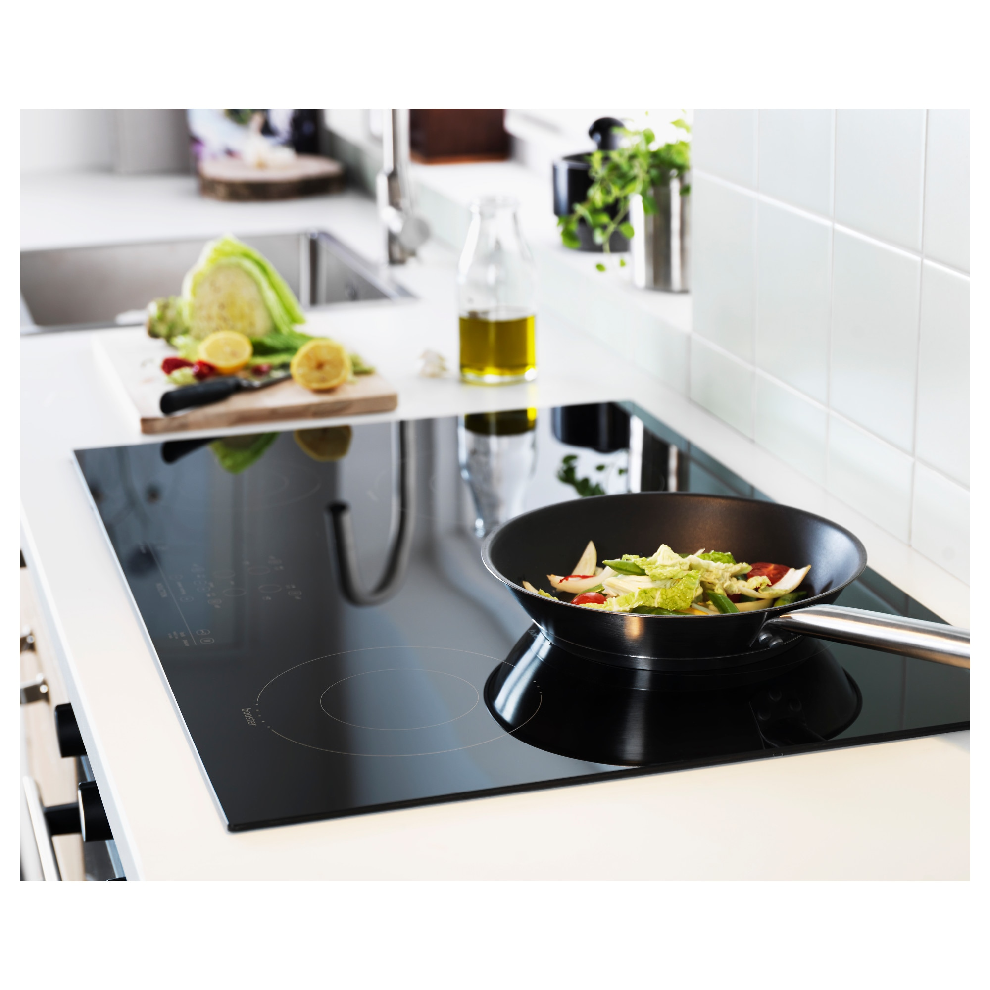 NUTID 4 Element Induction Cooktop   IKEA