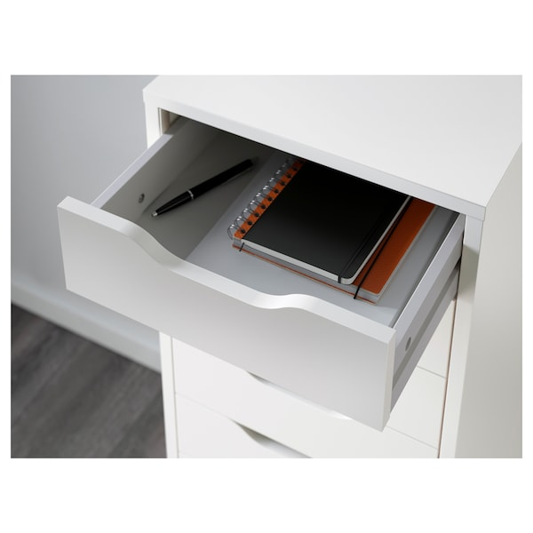 IKEA ALEX Drawer unit with 9 drawers