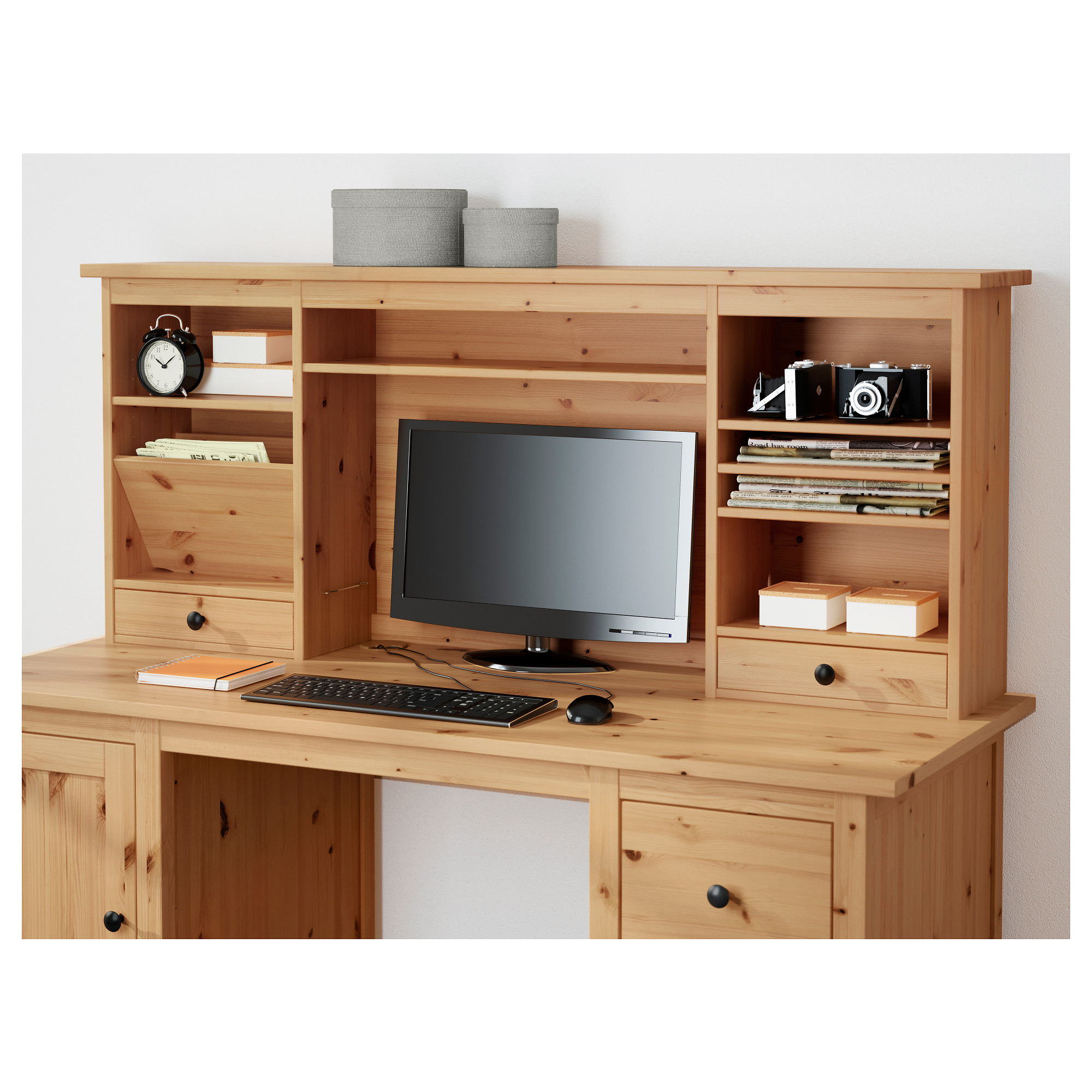 elegant show of shaped l ikea fice the best ideas desk hutch incredible ignite with