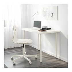 Linnmon Adils Table White