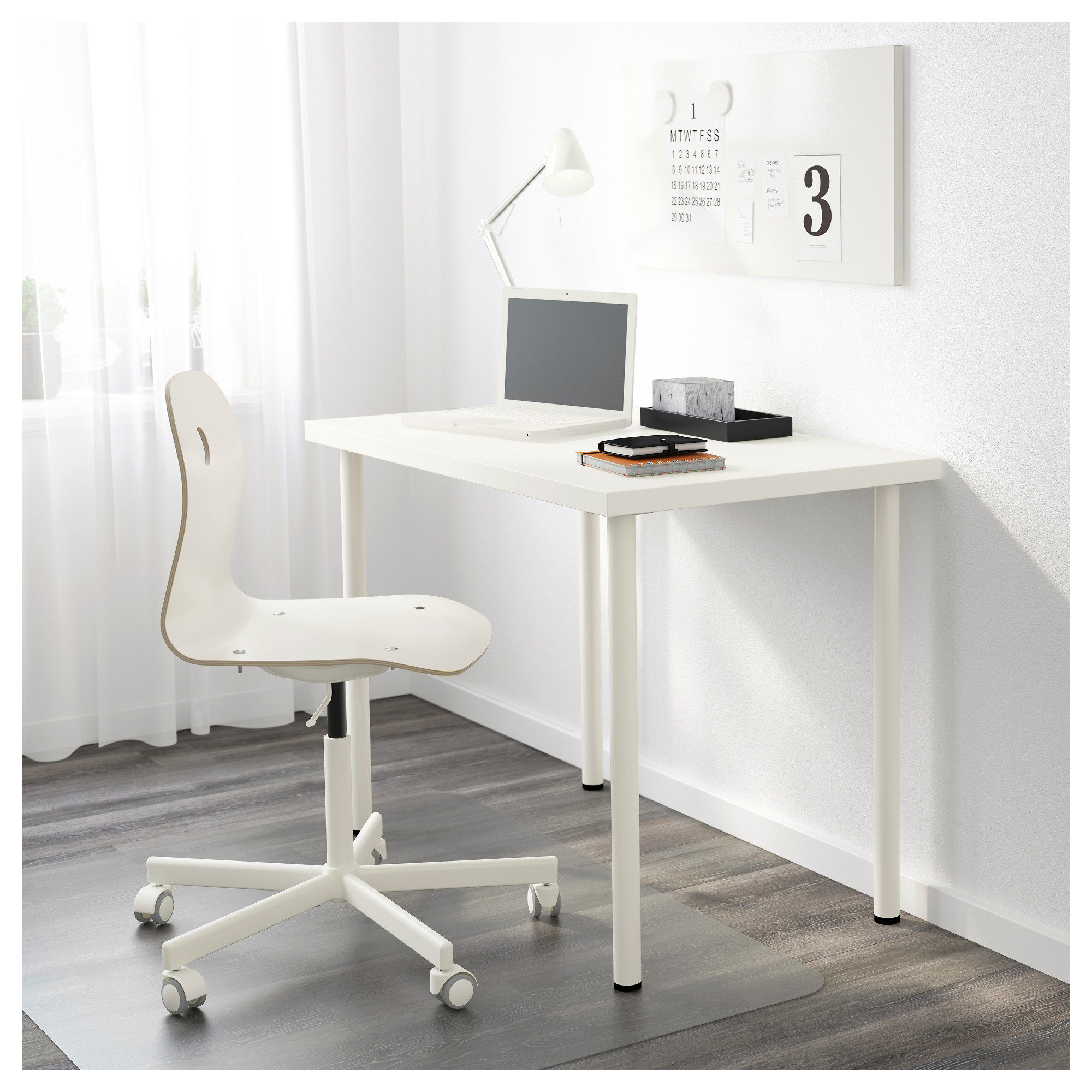 from linnmon review youtube office watch ikea desk