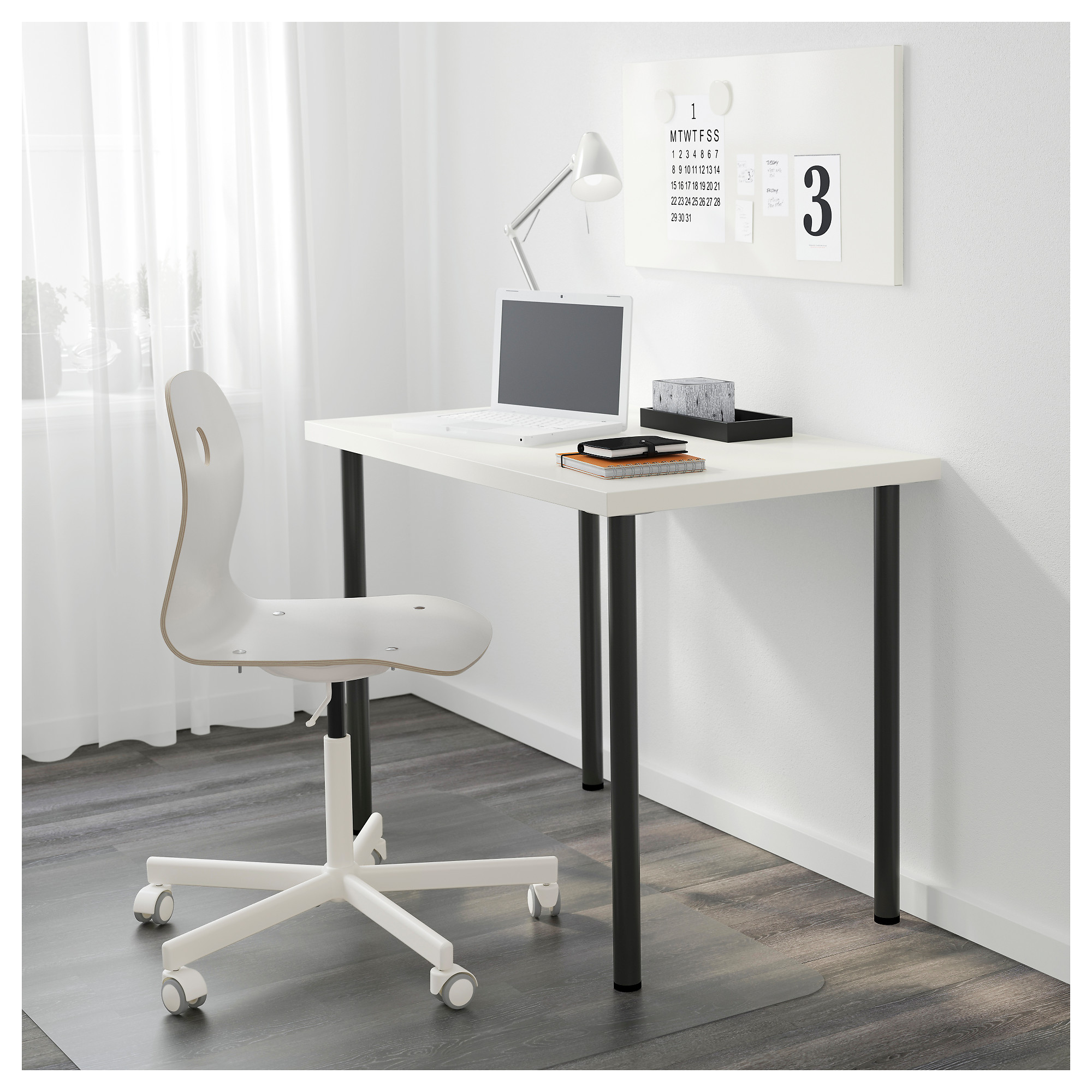 Linnmon Tabletop White Ikea