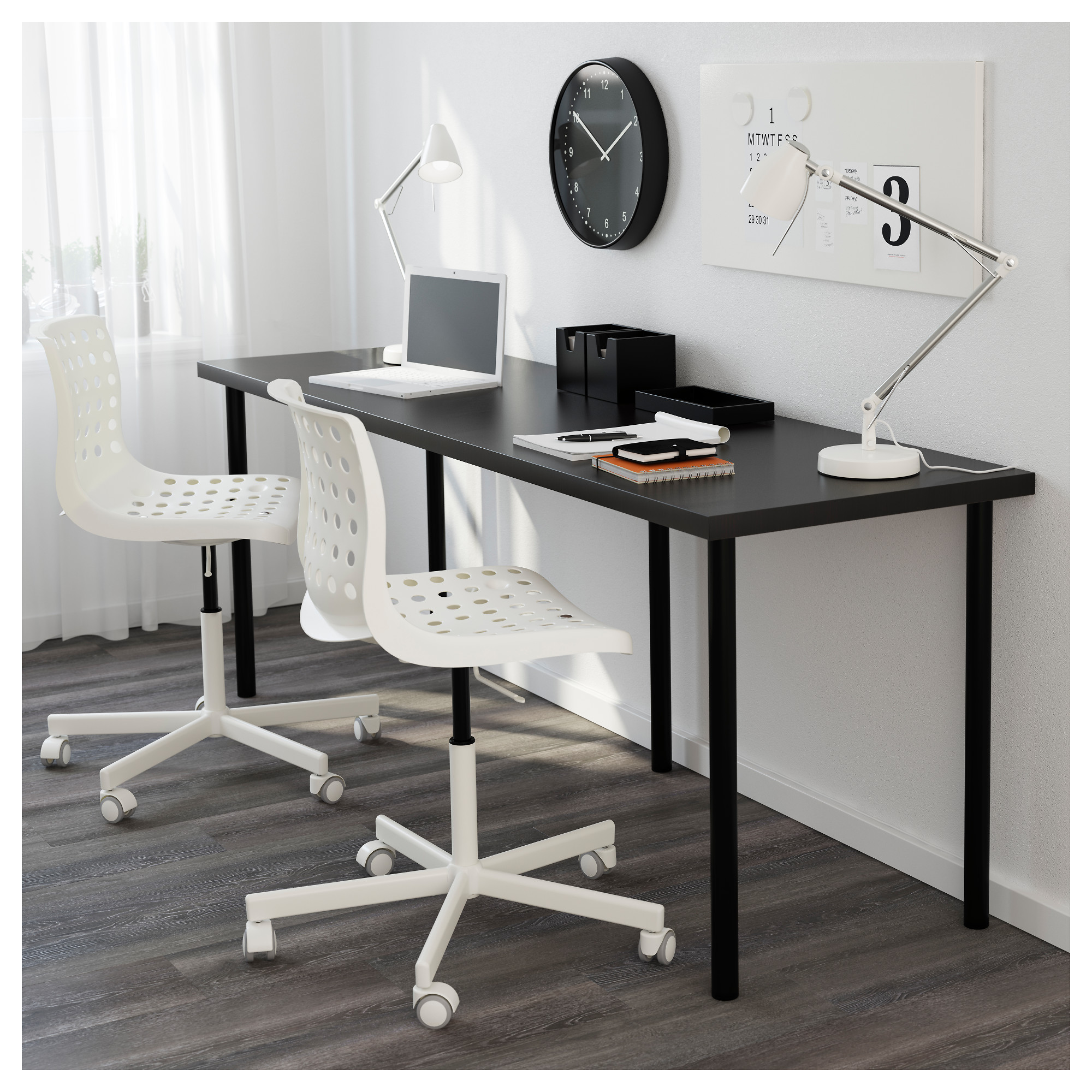 table linnmon catalog desk adils ca ikea white products en