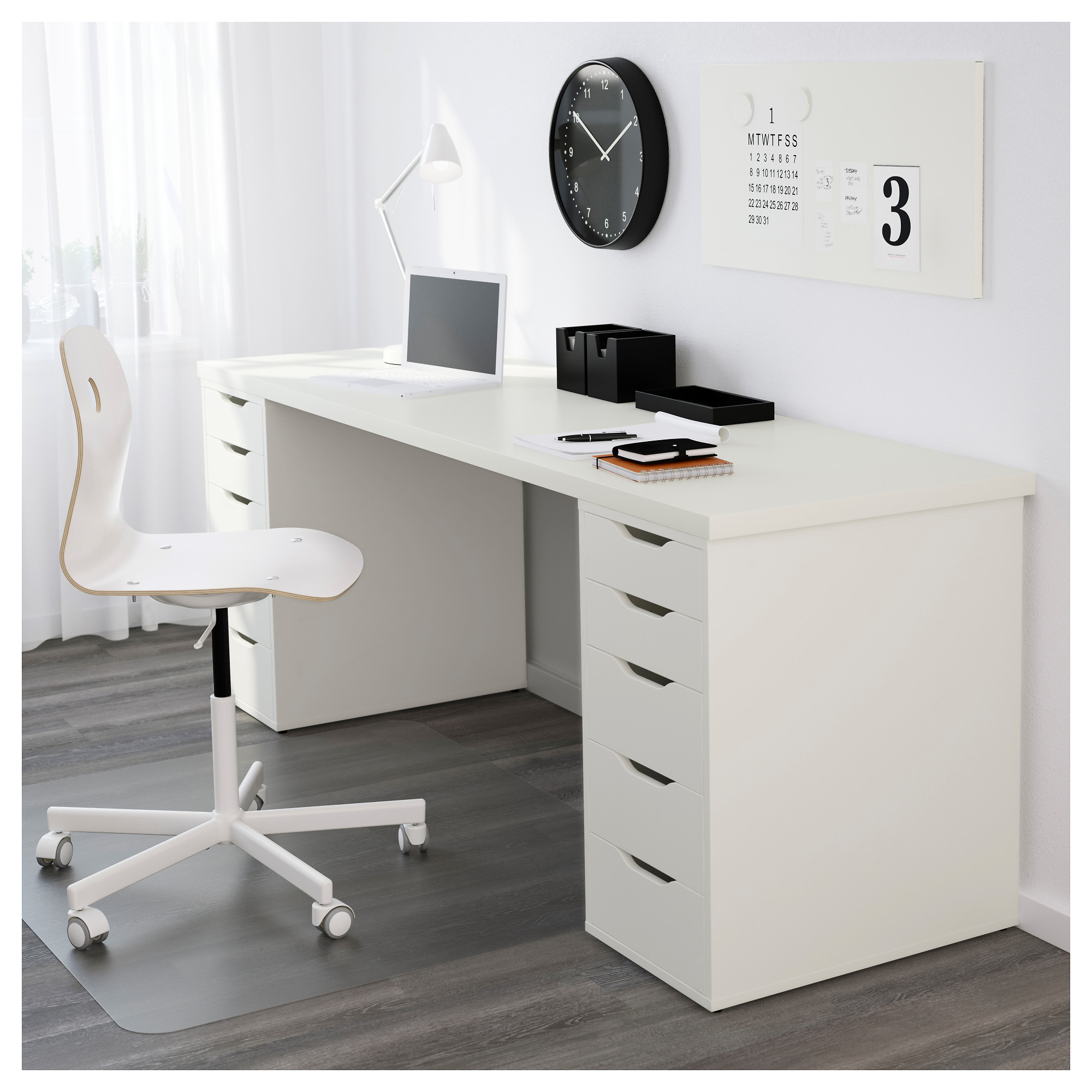 office diy desk alex lito co two ikeahack makeover long person supply lerberg for part linnmon ikea