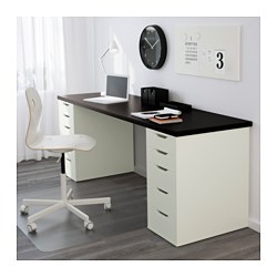 Bon ALEX Drawer Unit, White