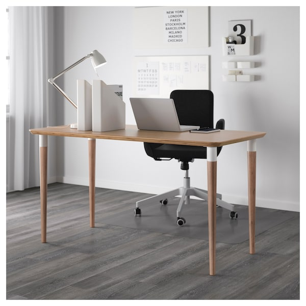 Table HILVER bamboo