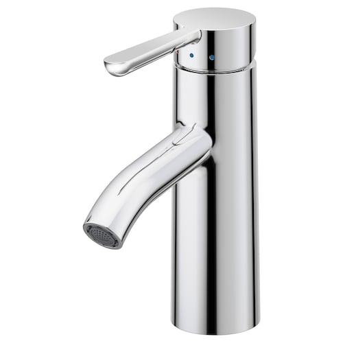 IKEA DALSKÄR Bath faucet with strainer