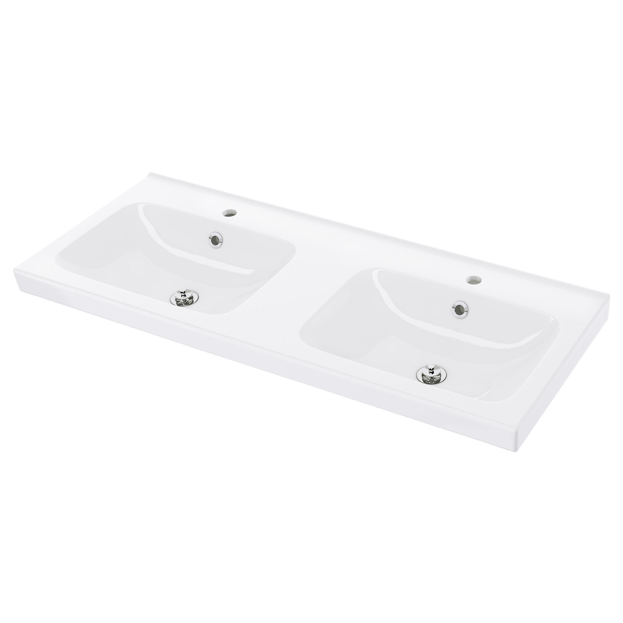 "ODENSVIK Double bowl sink 47 1 4x19 1 4x2 3 8 "" IKEA"