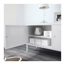 Ikea Ps Cabinet White 46 7 8x24 3 4