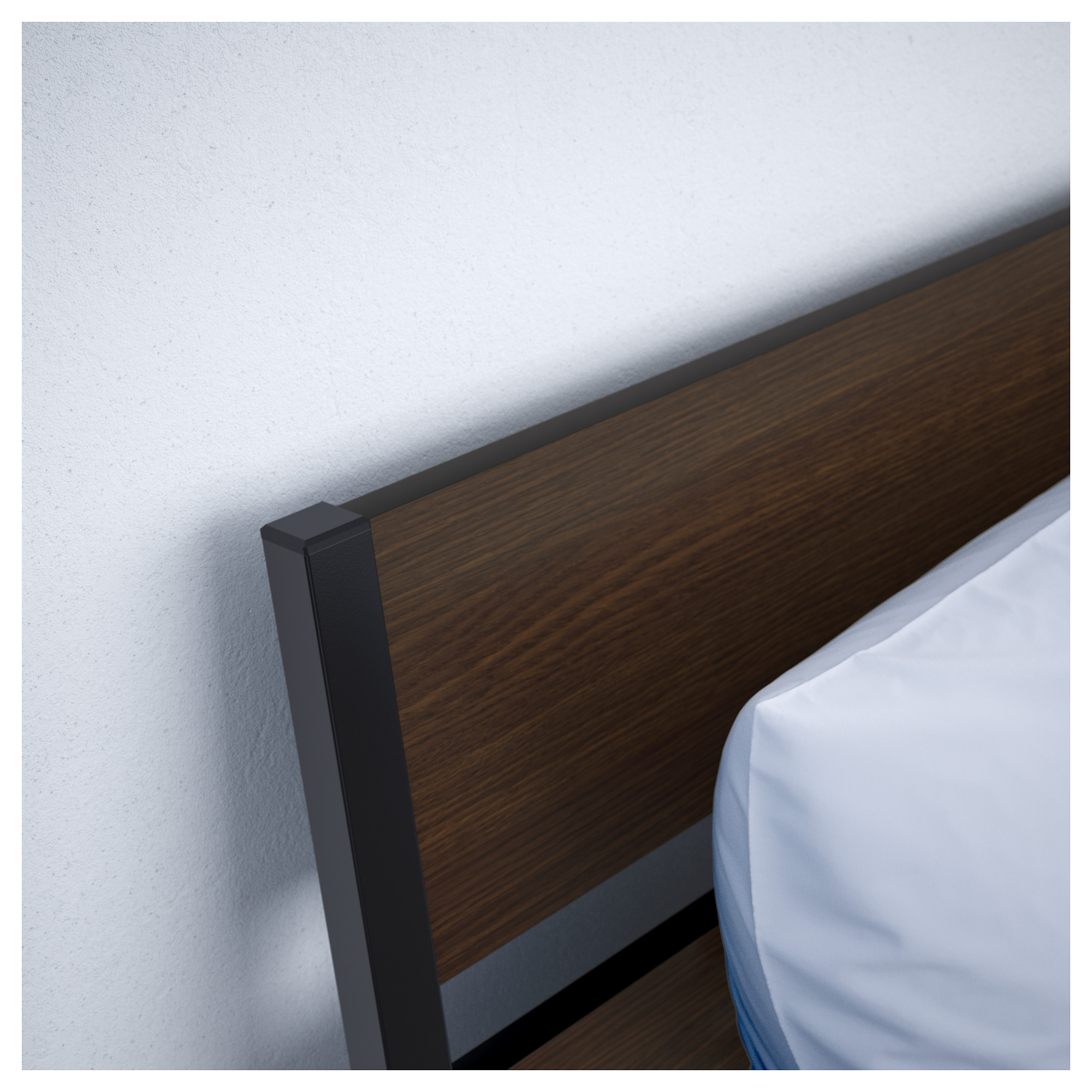 TRYSIL Bed frame Queen IKEA