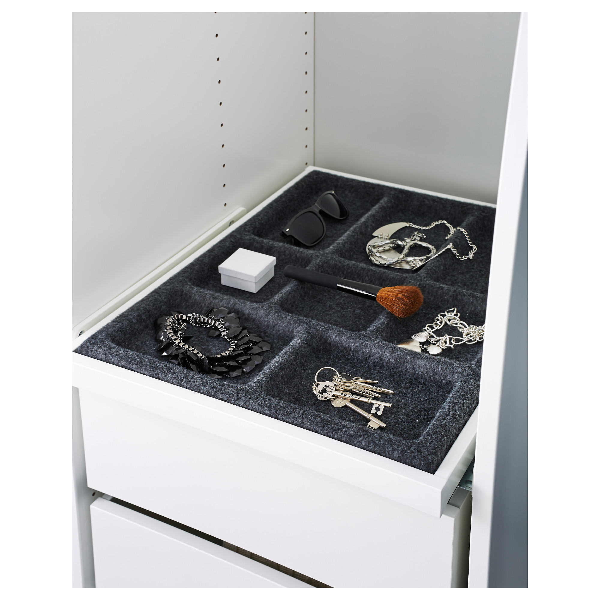 Komplement Pull Out Tray With Insert Ikea