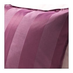 henrika cushion cover lilac ikea. Black Bedroom Furniture Sets. Home Design Ideas