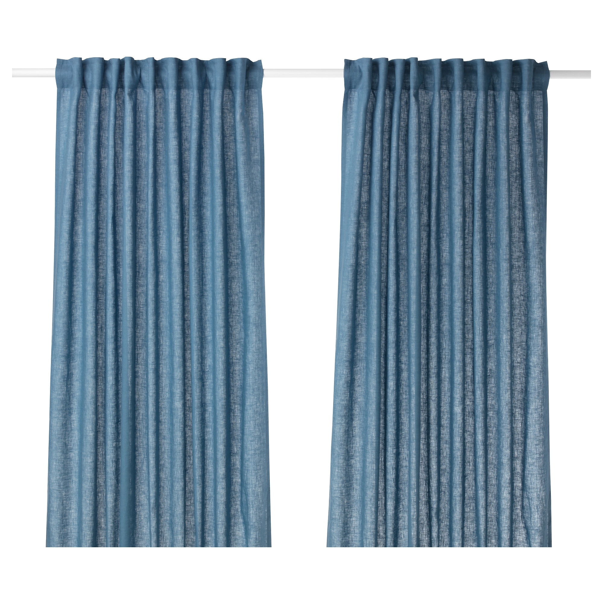 Cheap roman shades clearance - Aina Curtains 1 Pair Blue Length 98 Width 57 Weight