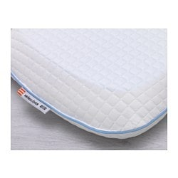 KRÅKKLÖVER memory foam pillow