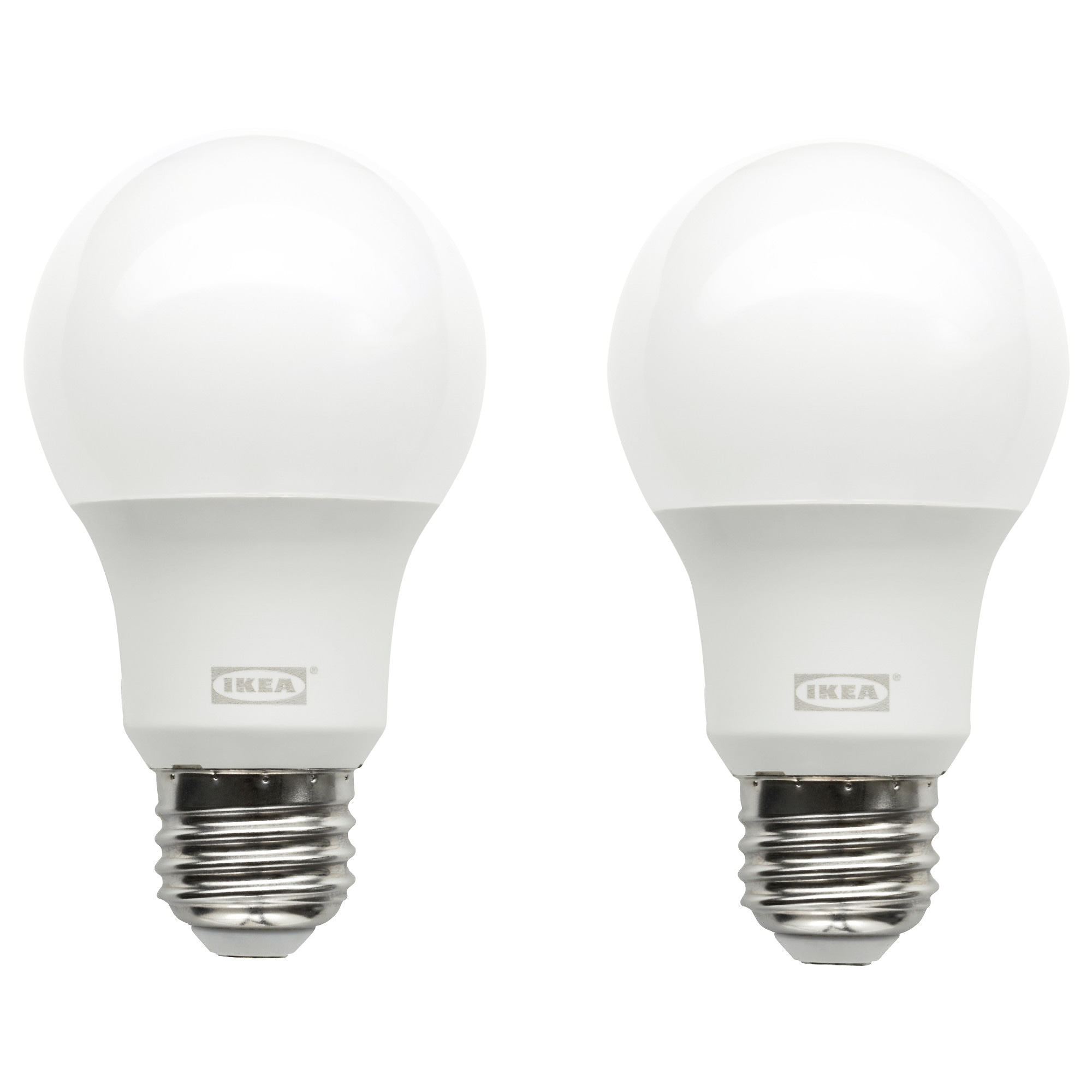 Led light bulbs ikea ryet led bulb e26 600 lumen globe opal luminous flux 600 lumen power parisarafo Images
