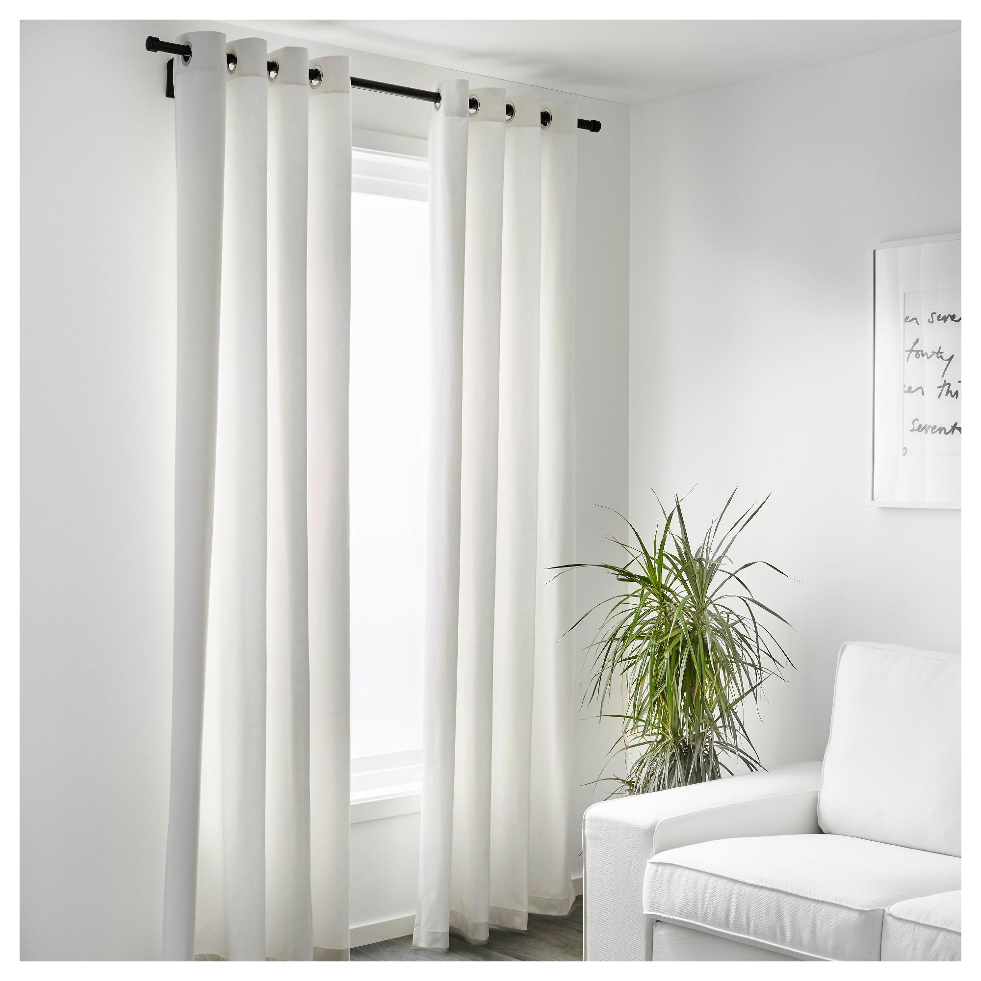 MERETE Curtains 1 Pair