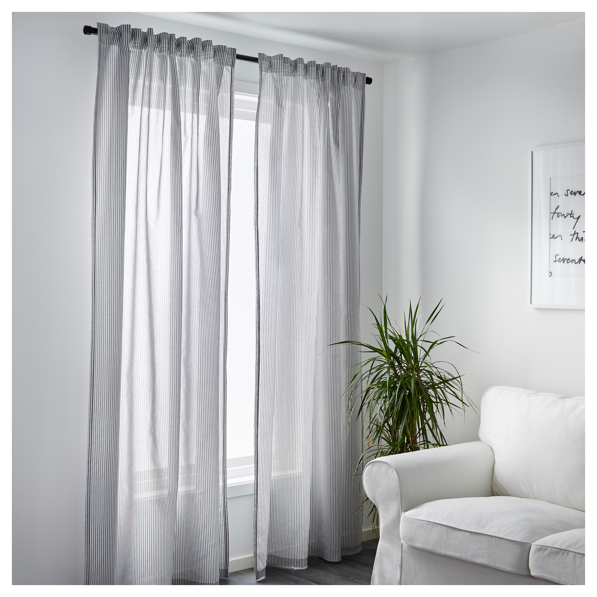Grey and white curtains ikea - Grey And White Curtains Ikea 5