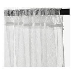 Lill Lace Curtains 1 Pair White Ikea Family