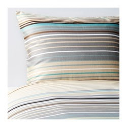 PALMLILJA Duvet cover and pillowcase(s) $39.99