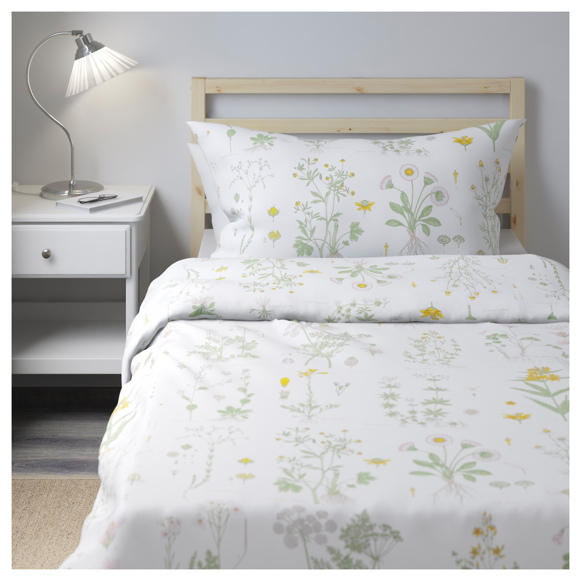 Ikea Purple Flower Duvet Cover Sweetgalas