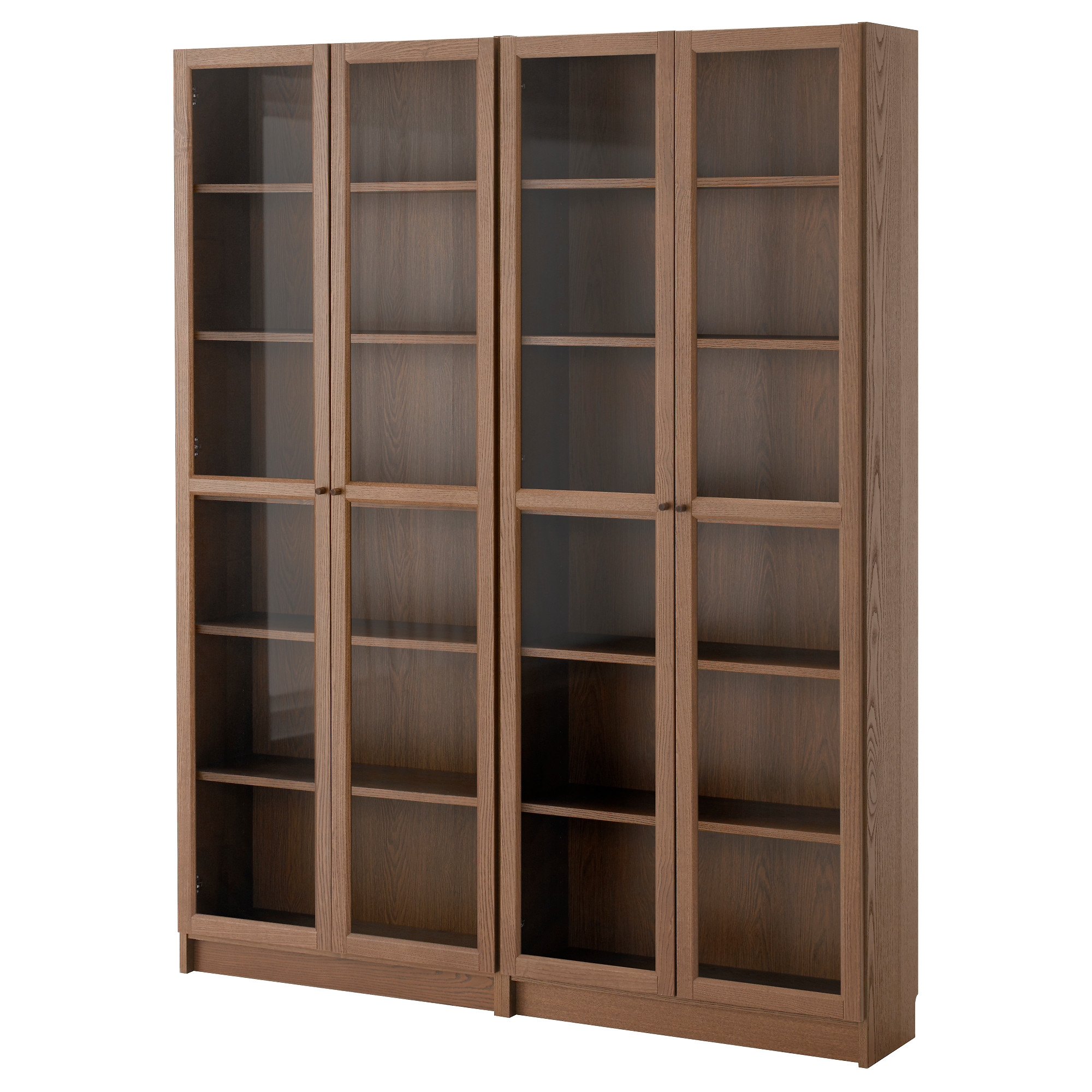 with enclosed lane bookcase tall sauder bookcases storage inspirations barrister of