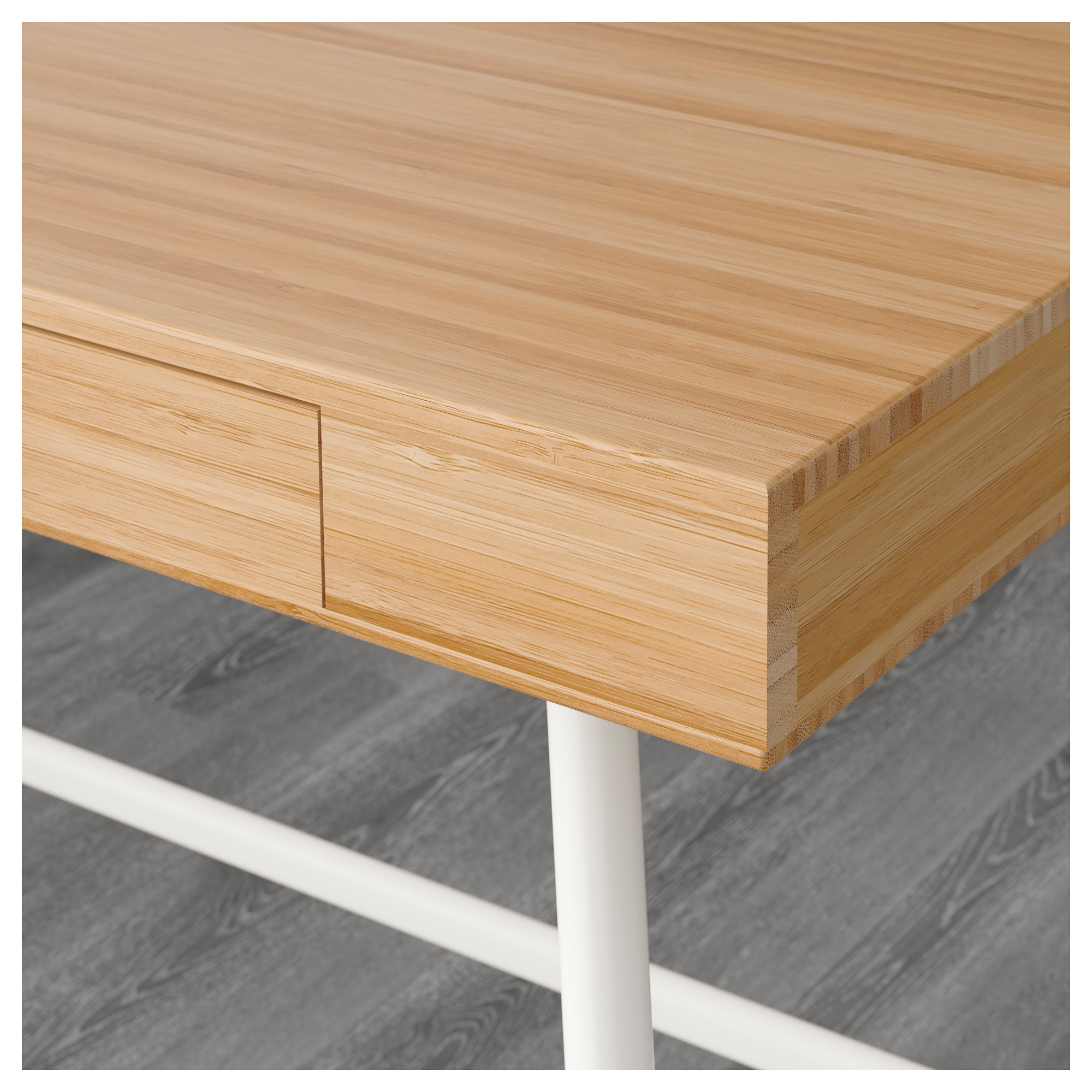 discount desk stand bamboo up thick with uplift top