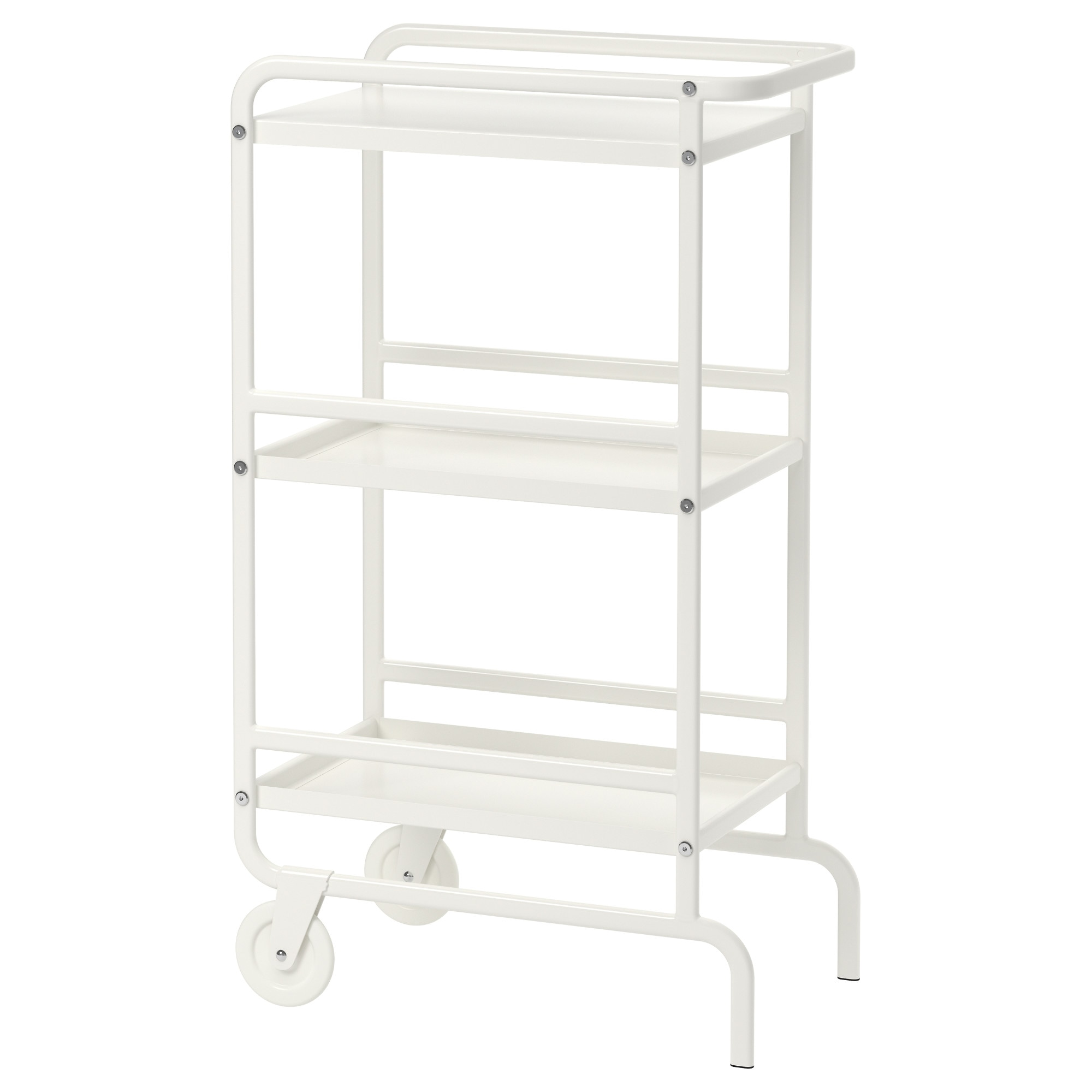 Rolling Kitchen Cart Ikea Sunnersta Utility Cart Ikea