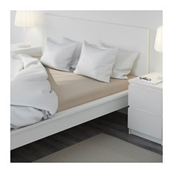 Malm Bed Frame High White Luröy