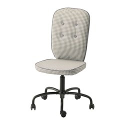 LILLHÖJDEN swivel chair, grey Idemo Sågmyra patterned grey patterned Tested for: 110 kg Width: 70 cm Depth: 70 cm