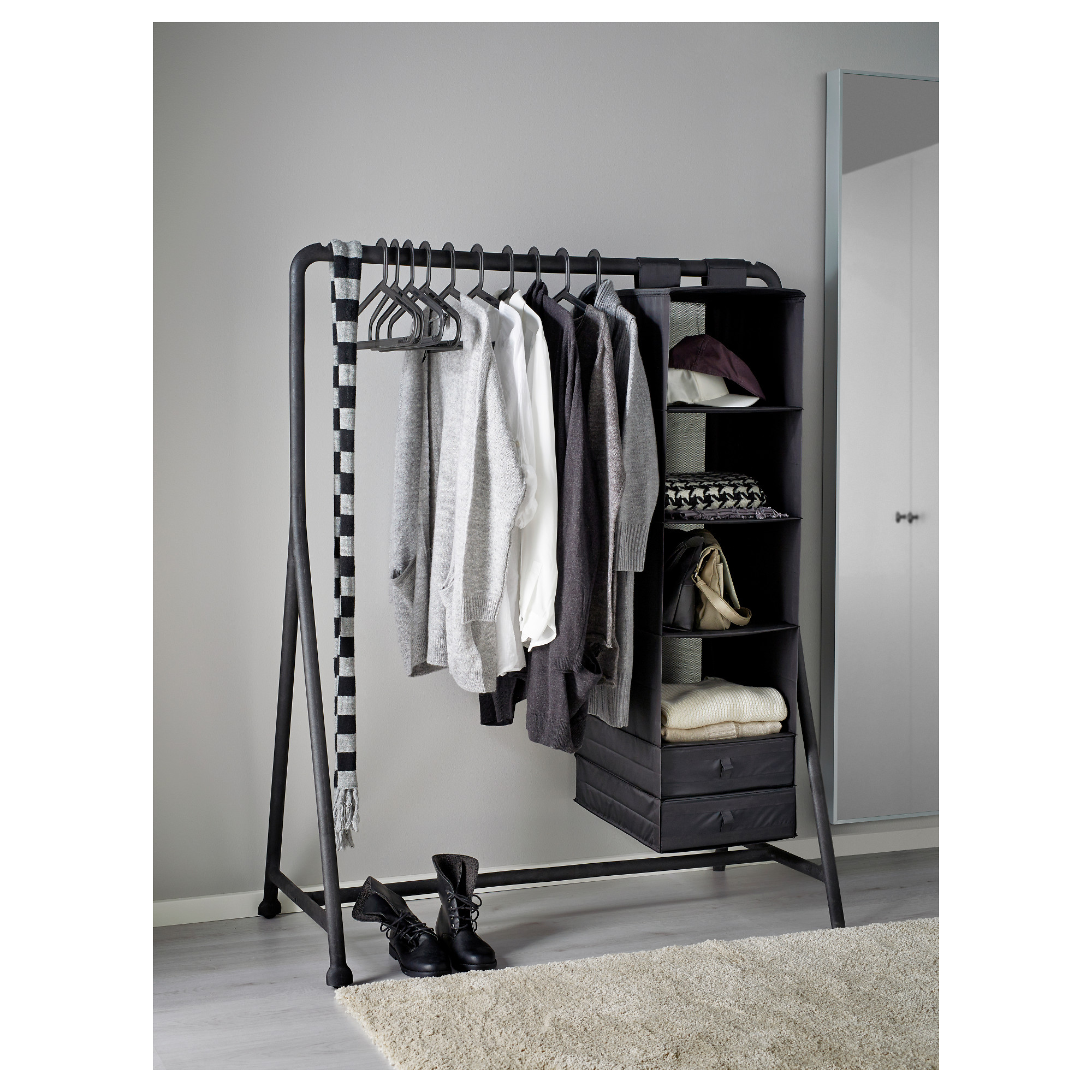 turbo clothes rack, indoor/outdoor - ikea