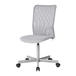 TOBERGET swivel chair Tested for: 110 kg Depth: 60 cm Max. height: 98.5 cm