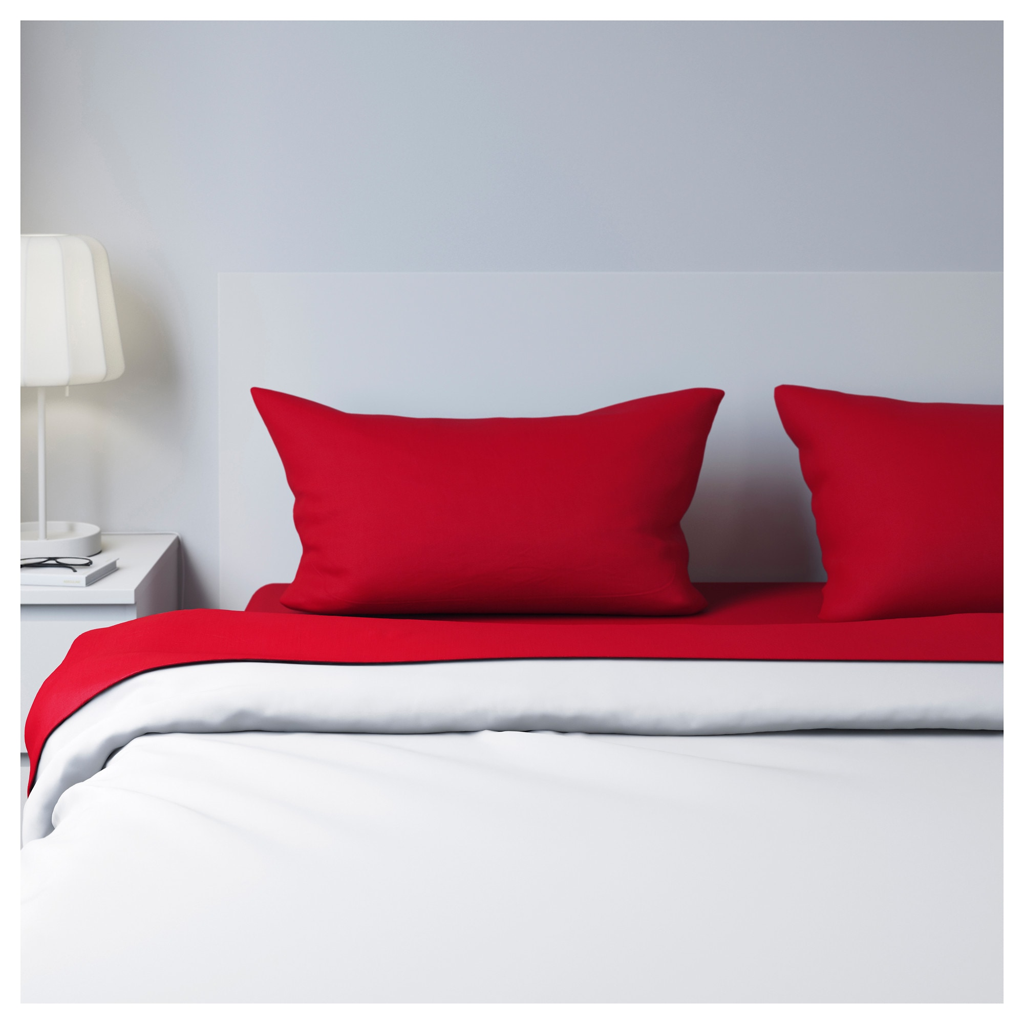 White and red bed sheets - Inter Ikea Systems B V 1999 2016 Privacy Policy