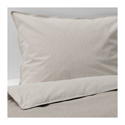 BLÅVINDA Duvet cover and pillowcase(s) $59.99