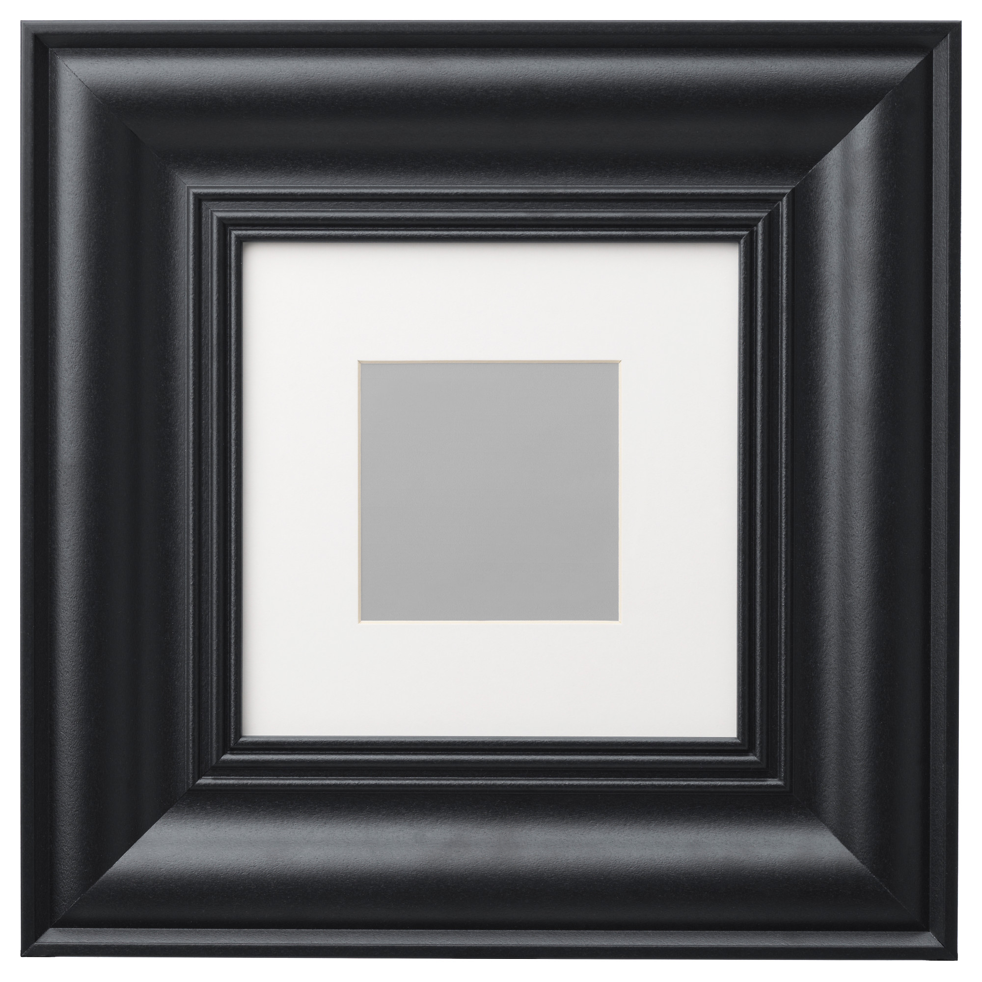 skatteby frame black picture without mat width 8 picture without mat
