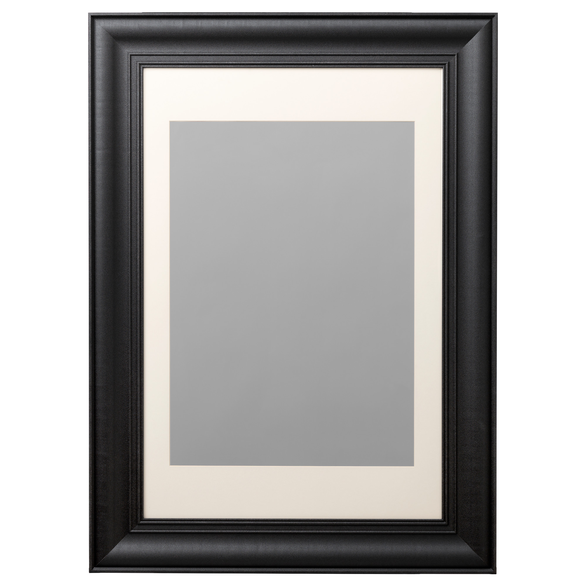 skatteby frame black picture without mat width 24 picture without mat