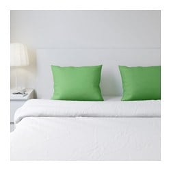 DVALA pillowcase Thread count: 144 /inch² Pillowcase quantity: 2 pack Length: 50 cm