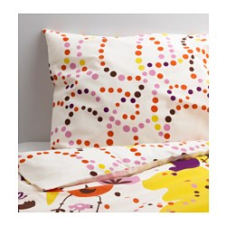 SÅNGFÅGEL Quilt cover and pillowcase $24.95