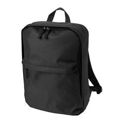 STARTTID backpack, S black