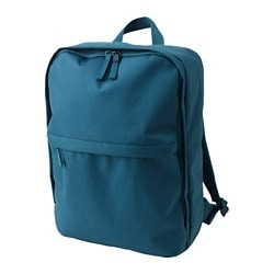 STARTTID backpack, S blue