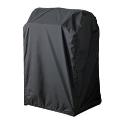 TOSTERÖ cover for grill, black