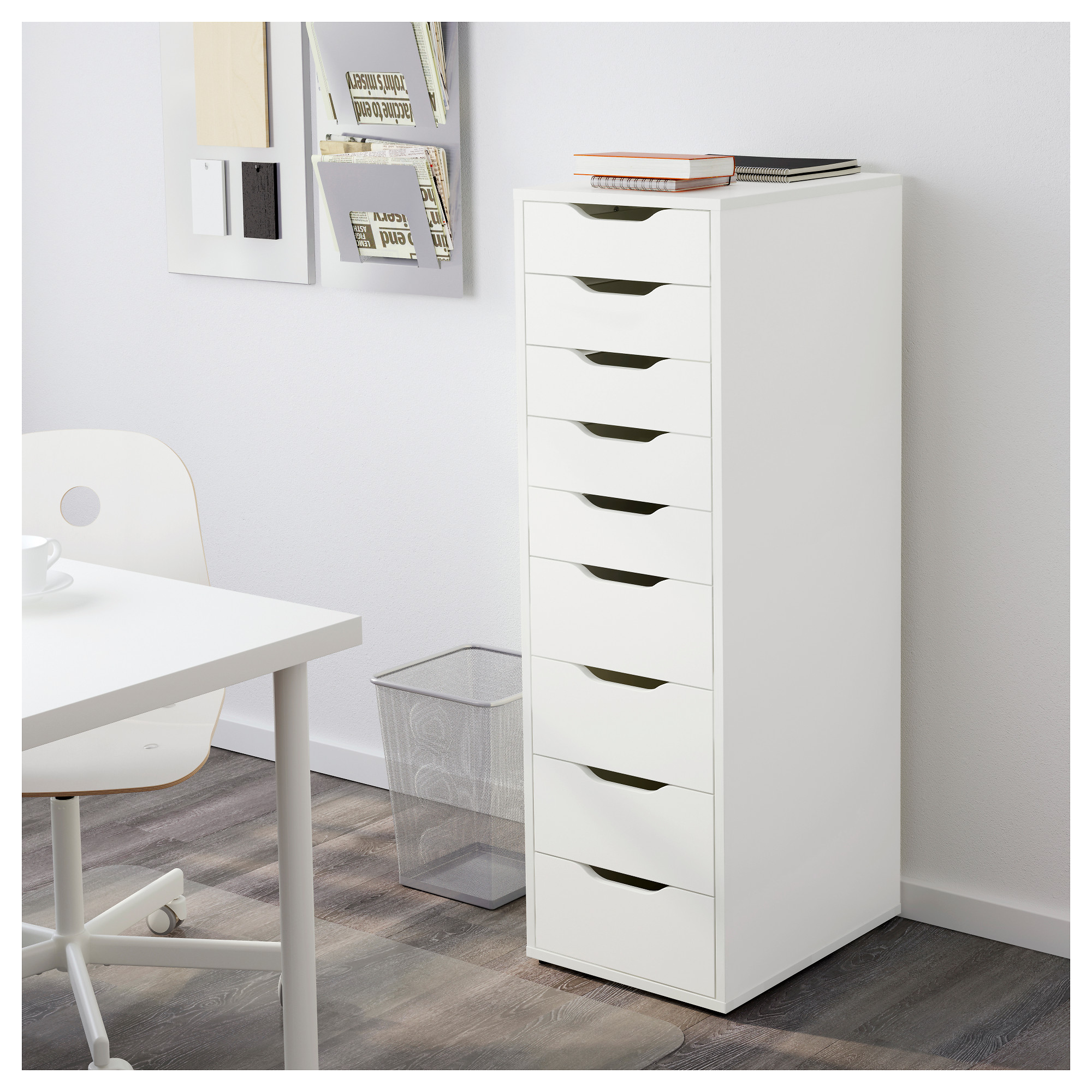 . ALEX Drawer unit with 9 drawers   IKEA