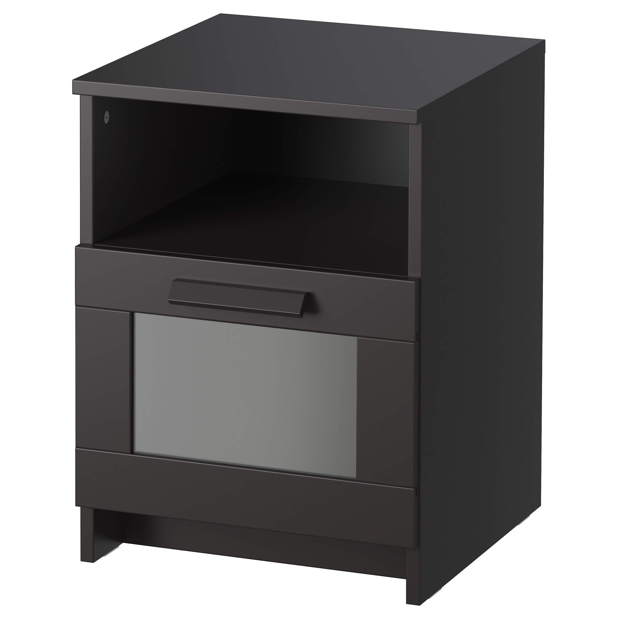 Superb BRIMNES Nightstand   Black   IKEA