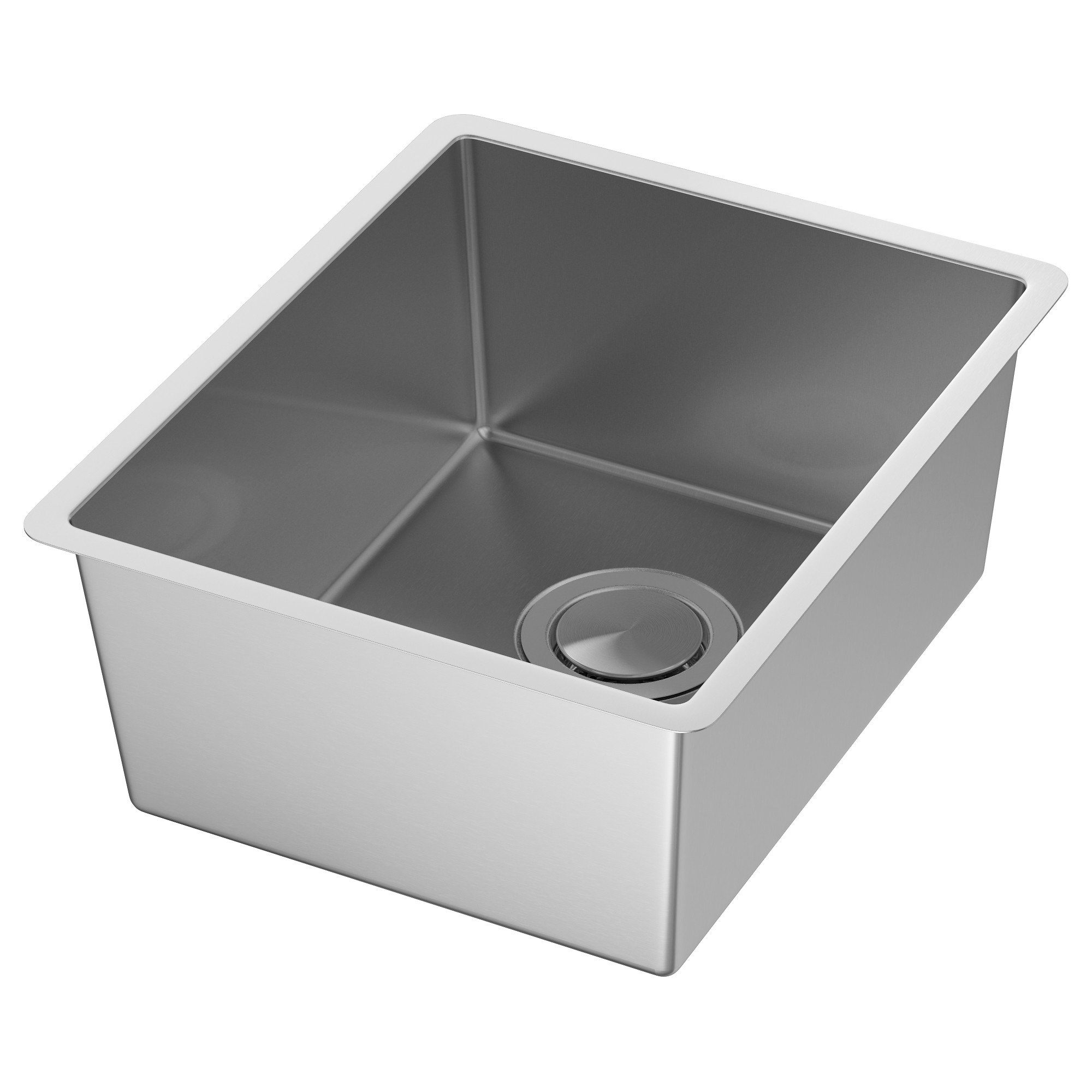 norrsjn sink stainless steel length 14 58 depth 17 3. beautiful ideas. Home Design Ideas