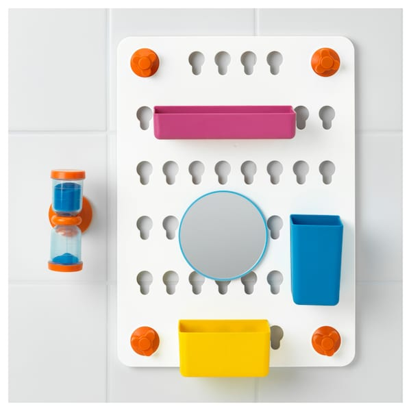IKEA LÅDDAN 6-piece storage board set