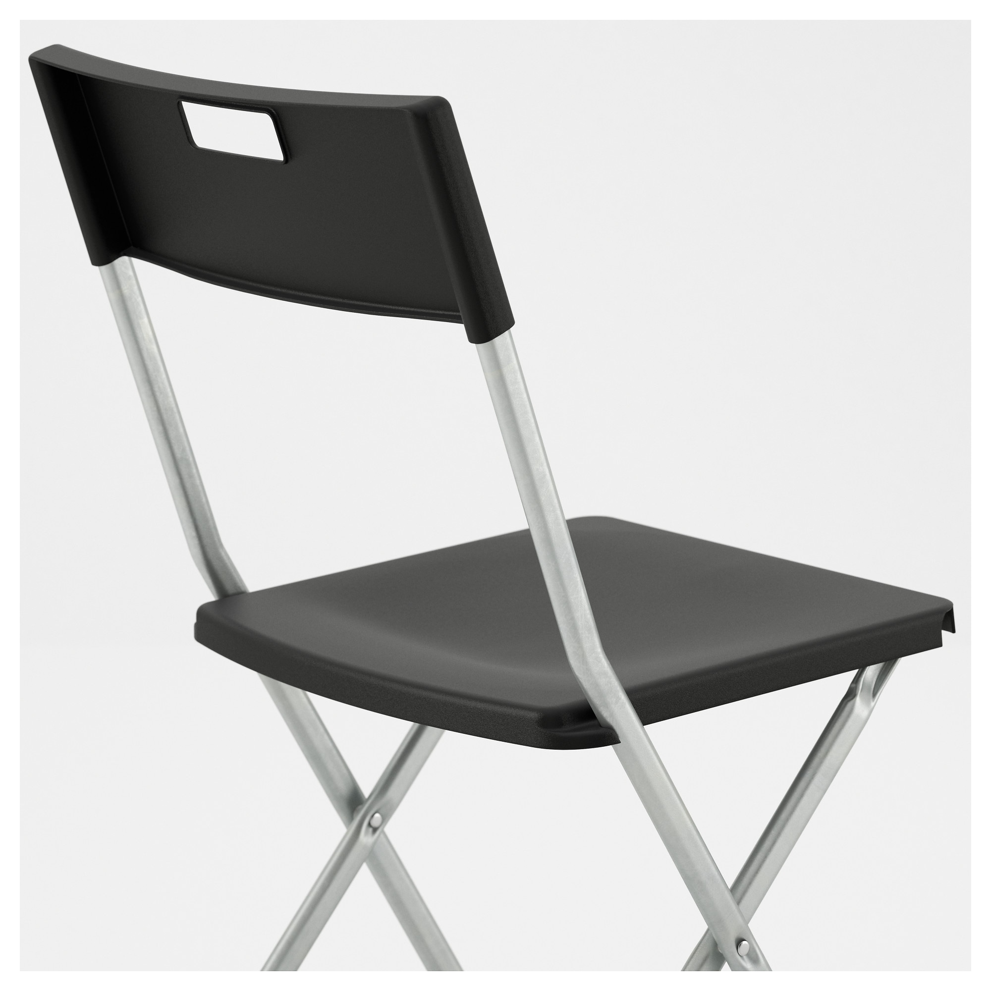 GUNDE Folding Chair IKEA - Collapsible chairs