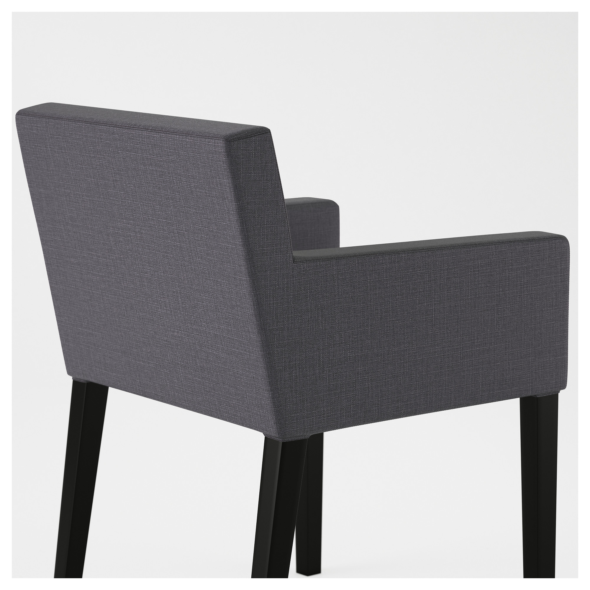 Charming NILS Chair With Armrests   IKEA